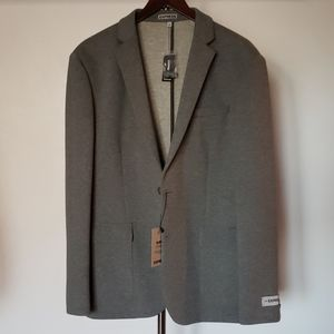 EXPRESS Slim Fit Photographer Knit Blazer